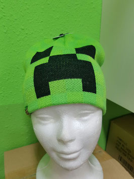 GORRO MINECRAFT CREEPER