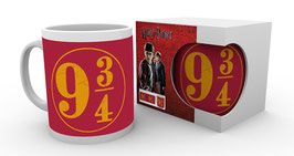 TAZA HARRY POTTER 9 3-4