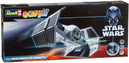 MAQUETA STAR WARS REVELL EASYKIT DARTH VADER'S TIE FIGHTER
