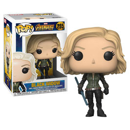 FIGURA POP! AVENGERS INFINITY WAR (BLACK WIDOW) nº295