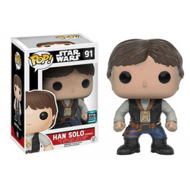 FIGURA POP! STAR WARS (HAN SOLO CEREMONY) nº91