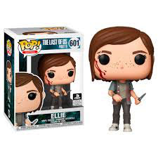 FIGURA POP! THE LAST OF US PART II (ELLIE)