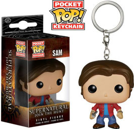 LLAVERO POCKET POP! SUPERNATURAL (SAM)