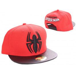 GORRA BÉISBOL SPIDER BLACK (SPIDER-MAN)