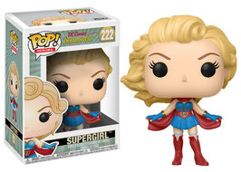 FIGURA POP! DC COMICS BOMBSHELLS (SUPER GIRL)