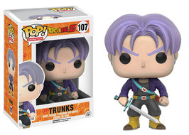 FIGURA POP! DRAGON BALL (TRUNKS) nº107