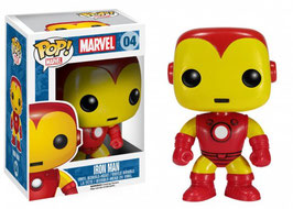 FIGURA POP! IRON MAN (MARVEL) nº04