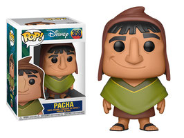 FIGURA POP! THE EMPERORS NEW GROOVE (PACHA)