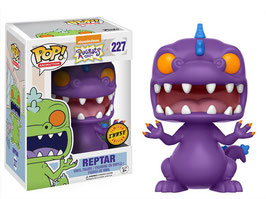 FIGURA POP! RUGRATS (REPTAR CHASE)