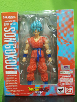 SHFIGUARTS DRAGON BALL Z (SUPER SAIYAN GOD SON GOKOU)