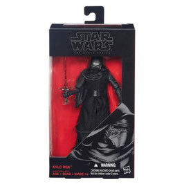 STAR WARS THE BLACK SERIES - KYLO REN 03
