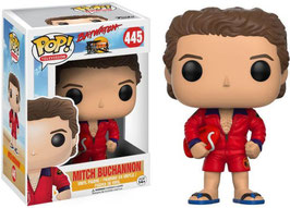 FIGURA POP! BAYWATCH/VIGILANTES DE LA PLAYA (MITCH BUCHANNON) nº445