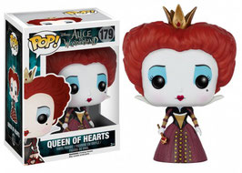 FIGURA POP! ALICE IN WONDERLAND (QUEEN OF HEARTS) nº179