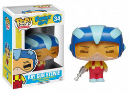 FIGURA POP! FAMILY GUY (RAY GUN STEWIE) nº34