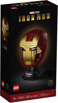 LEGO SUPER HEROES 76165 CASCO IRONMAN