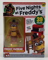FNAF CONTRUCCION KIT MCFARLANE (FREDDY FAZBEAR 39 PCS)