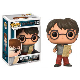FIGURA POP! HARRY POTTER (HARRY WITH MARAUDERS MAP)