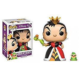 FIGURA POP! DISNEY CLASSICS (QUEEN OF HEARTS ORIGINAL ANIMATION) nº234