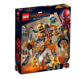 LEGO MARVEL SPIDERMAN 76128