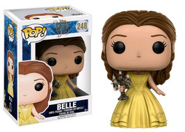 FIGURA POP! BEAUTY AND THE BEAST (BELLE WITH CANDLESTICKS)