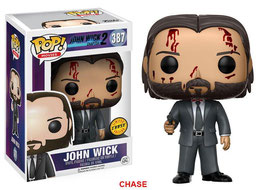FIGURA POP! JOHN WICK 2 (KEANU REEVES AS JOHN WICK CHASE) nº387