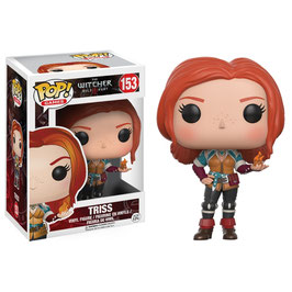 FIGURA POP! THE WITCHER (TRISS) nº153