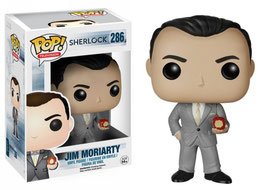 FIGURA POP! SHERLOCK (JIM MORIARTY)