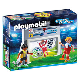 PLAYMOBIL FUTBOL 6858