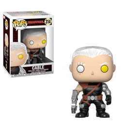 FIGURA POP! DEADPOOL (CABLE)