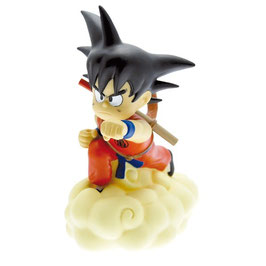 HUCHA DRAGON BALL GOKU NUBE PLASTOY