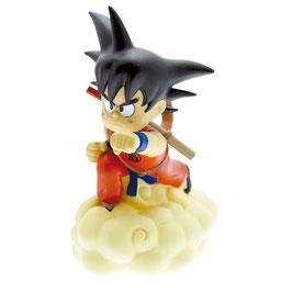 HUCHA DRAGON BALL GOKU NUBE PLASTOY