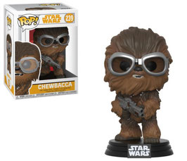 FIGURA POP! STAR WARS HAN SOLO (CHEWBACCA)