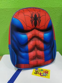 MOCHILA SPIDERMAN 3D