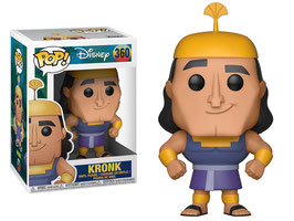 FIGURA POP! THE EMPERORS NEW GROOVE (KRONK)