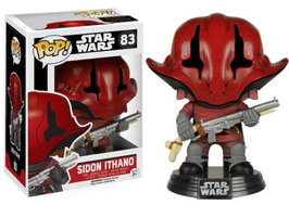 FIGURA POP! STAR WARS (SIDON ITHANO)