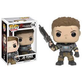 FIGURA POP! GEARS OF WAR (JD FENIX) nº114