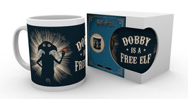 TAZA HARRY POTTER FREE ELF