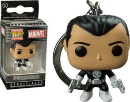 LLAVERO POCKET POP! MARVEL (THE PUNISHER)