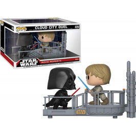 FIGURA POP! STAR WARS MOVIE MOMENTS (CLOUD CITY DUEL)