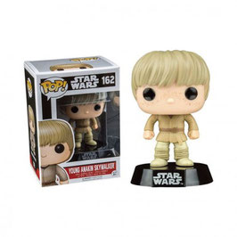 FIGURA POP! YOUNG ANAKIN SKYWALKER nº162