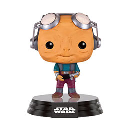 FIGURA POP! STAR WARS (MAZ KANATA GOGGLES UP)