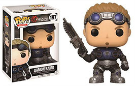 FIGURA POP! GEARS OF WAR (DAMON BAIRD) nº197