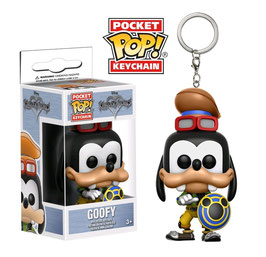 LLAVERO POCKET POP! KINGDOM HEARTS (GOOFY)