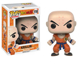 FIGURA POP! DRAGON BALL (KRILLIN) nº110