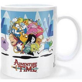 TAZA HORA DE AVENTURAS BALL OF FUN