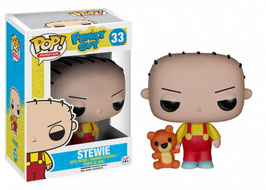 FIGURA POP! FAMILY GUY (STEWIE) nº33