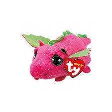 PELUCHE TEENY TY DRAGON (DARBY)