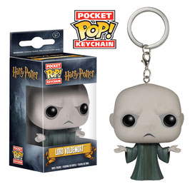 LLAVERO POCKET POP! HARRY POTTER (LORD VOLDEMORT)