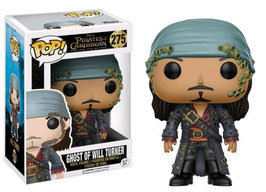 FIGURA POP! PIRATAS DEL CARIBE PART 5 (WILL TURNER) nº275