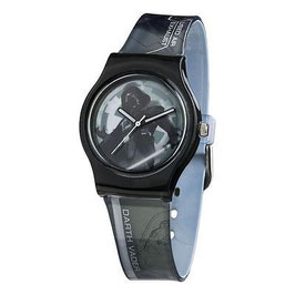 RELOJ STAR WARS QUARTZ DARTH VADER